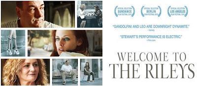 Welcome to the Rileys O Filme