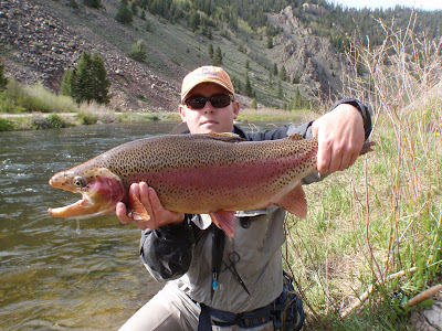 Lee 39 s fly fishing blog taylor river pictures for Taylor fly fishing