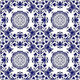 Azulejos coloridos e decorados para mosaico azulejos for Azulejos decorados