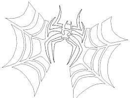Free Printable Spider Web Patterns