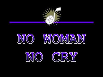 NO, WOMWN NO CRY - ZENÉS VIDEÓK