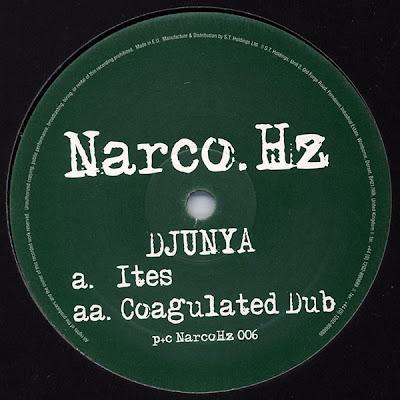 [Dubstep] [RS] Djunya - Ites / Coagulated Dub [NarcoHz 006] R-967225-1178747184