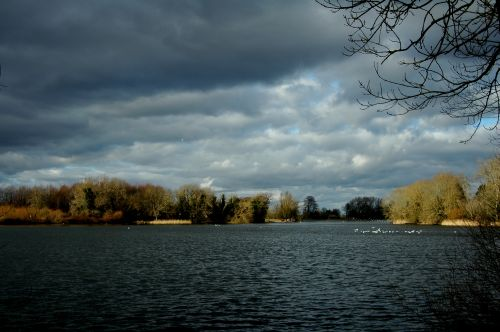 Coate Water Country Park