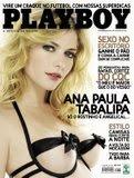 Revista PLAYBOY - Ana Paula Tabalipa