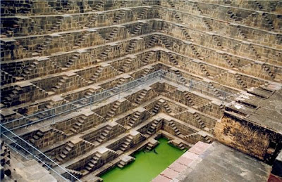Chand Baori View 2 Image