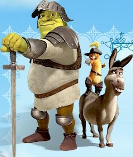 Ogro Príncipe encantado