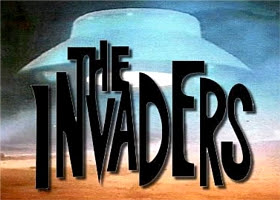 Invaders TV Series logo