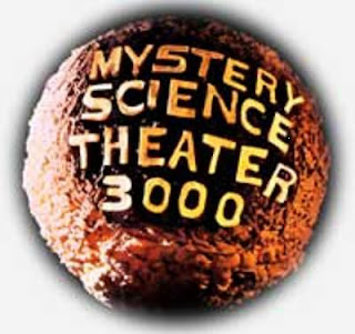 Mystery Science Theater 3000 TV Series logo