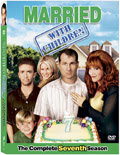 Married With Children DVD