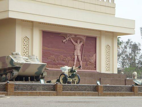 Corea Popular ha construido museos conmemorativos en Egipto y Siria Cairo2