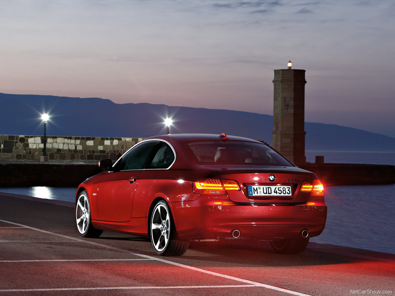 Bmw 3 Series 2011 Wallpaper. The BMW 3-Series Coupe and