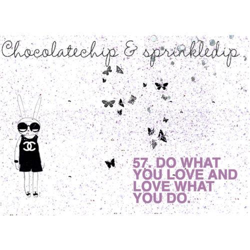 Chocolatechip and sprinkledip