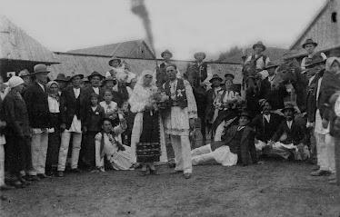 Nuntă la Subcetate în 1935