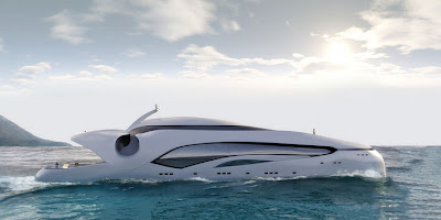 Oculus Yacht by Schöpfer Yachts