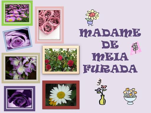 MADAME DE MEIA FURADA