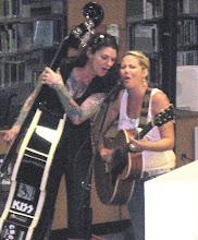Angie + Susan ...
