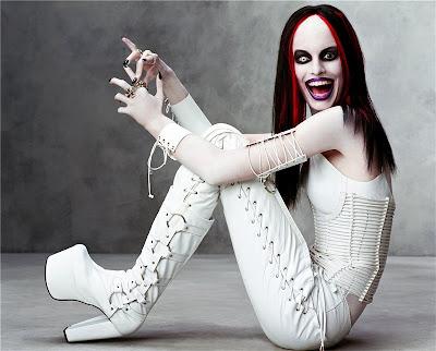 marilyn manson scary
