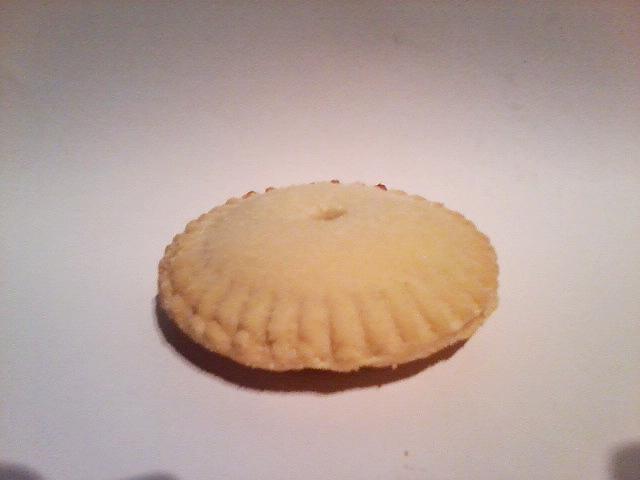 Mince Pie Fridge Cake