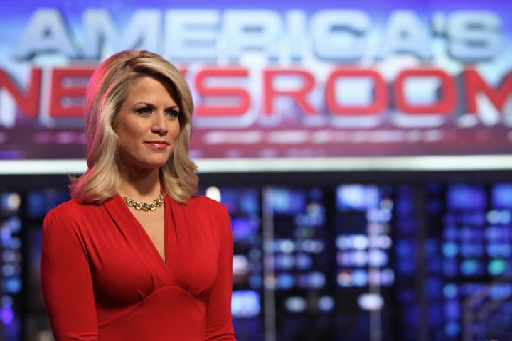Martha MacCallum Fake Undressed