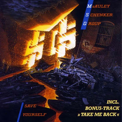Mcauley Schenker Group (Ger) - 1989 - Save Yourself; Filetype: WinRAR archive Added: 20/12/10 21:05:46; Band: Mcauley Schenker Group Album: Save Yourself