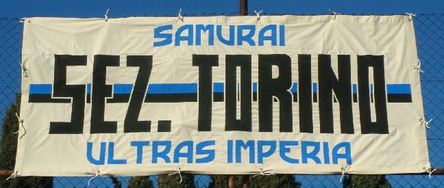Samurai Ultras Imperia Sezione Torino