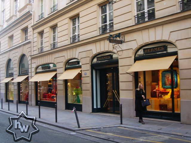 hermes paris boutique store