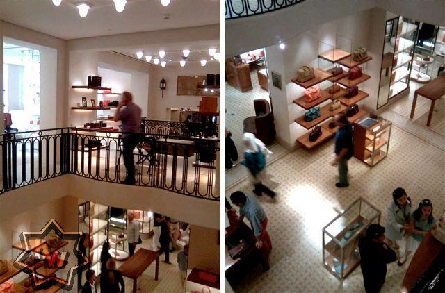 hermes boutique store