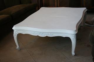 Vendo mis muebles mesa ratona provenzal - Mueble provenzal frances ...