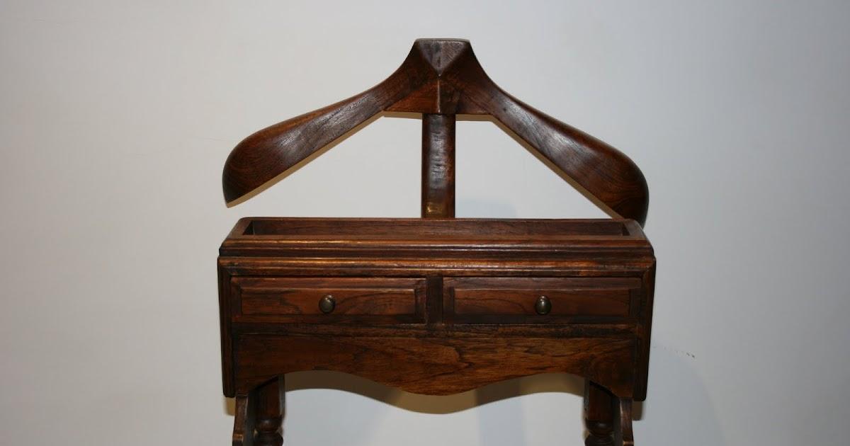 Vendo mis muebles perchero de madera - Vendo mis muebles ...