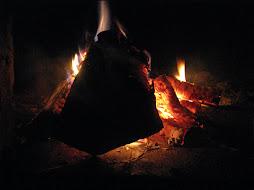 wood oven!
