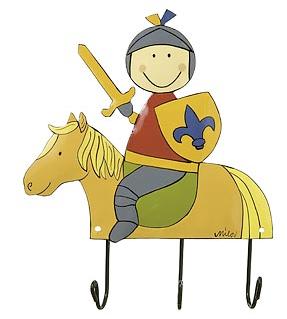 hook - knight on horse