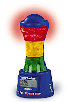 timer shaped like lighthouse