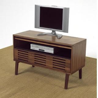 media console