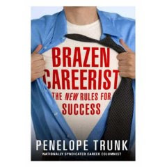 Brazen Careerist book cover