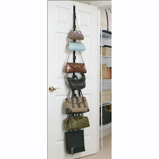 purse rack