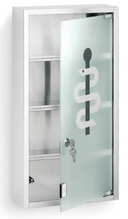 blomus nexio medicine cabinet