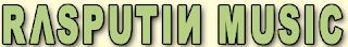 Rasputin Music banner logo