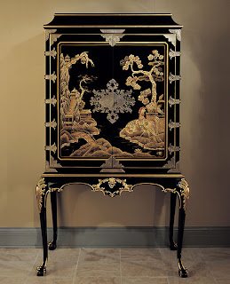 Queen Anne Cabinet from Karges