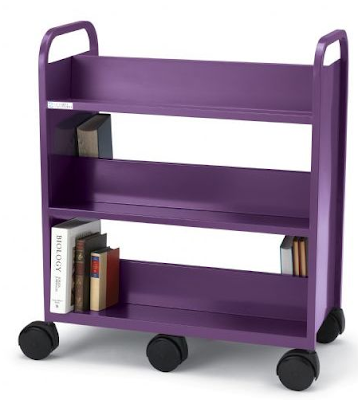 purple book truck