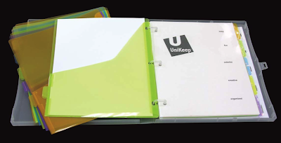UniKeep binder