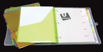UniKeep binder