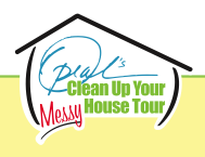 Oprah - Messy House Tour logo