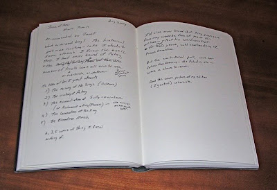 Jeri's book journal