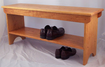 shoe bench