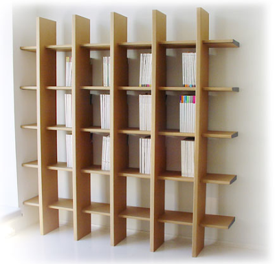 Making Storage Shelves