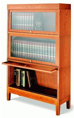 Hale 800 series barrister bookcase