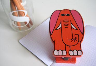 elephant stapler