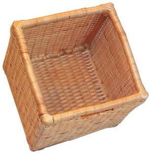 cube basket, 30 cm