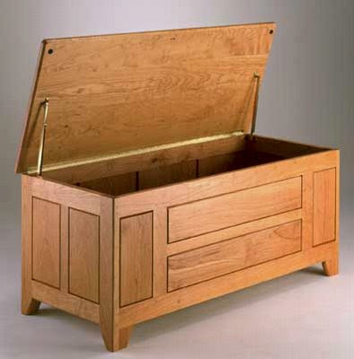 blanket chest