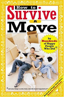 Book entitled How to Survive a Move